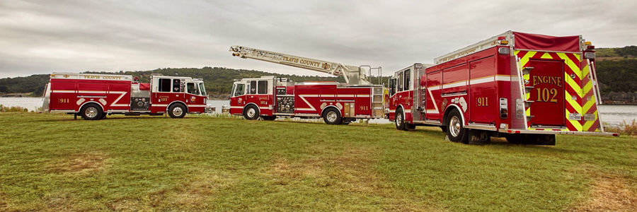 Travis County ESD#1 Engines